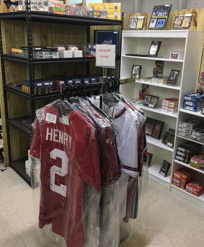 Jacksons Sports Cards At Patches Consignment Store Home